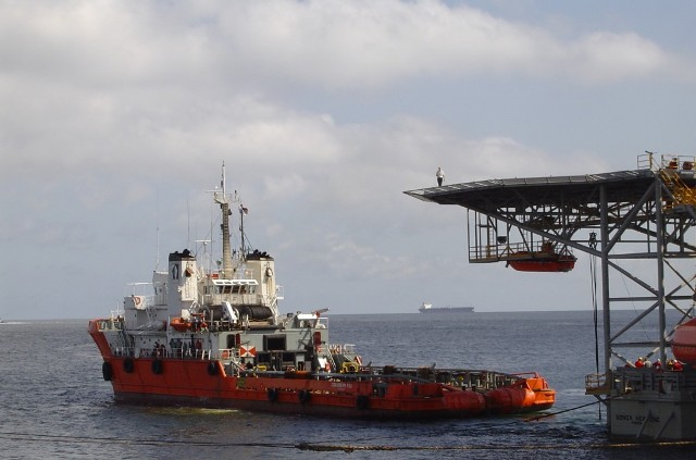 CARIBBEAN FOS offshore support work