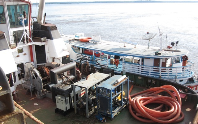 Five Oceans Salvage - Salvage operation MV HELLENIC SEA