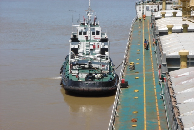 Five Oceans Salvage - Salvage operation MV AGIA SOFIA