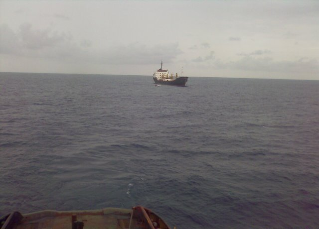 Five Oceans Salvage - Salvage operation MV ALKISTIS