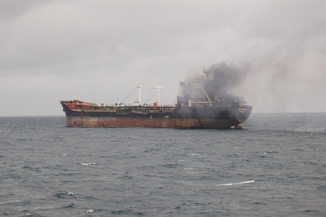 Five Oceans Salvage - MV ATTALYA salvage operation