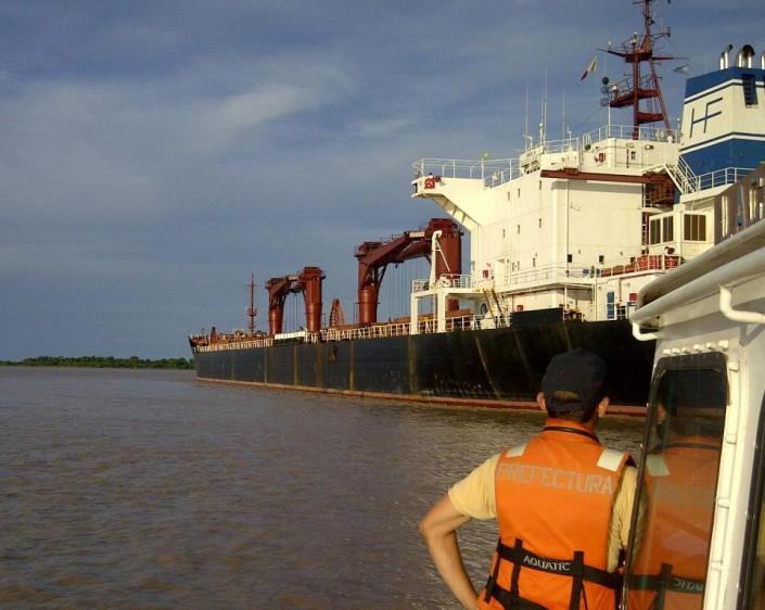 Five Oceans Salvage - MV EIRINI K salvage operation