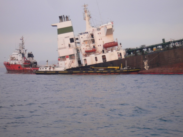Five Oceans Salvage - ARABIAN SEA FOS standing by