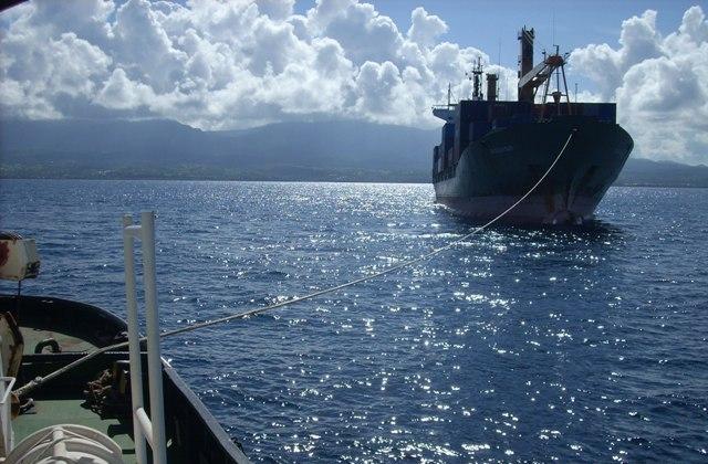 Five Oceans Salvage - Assistance to MV ENDEAVOUR