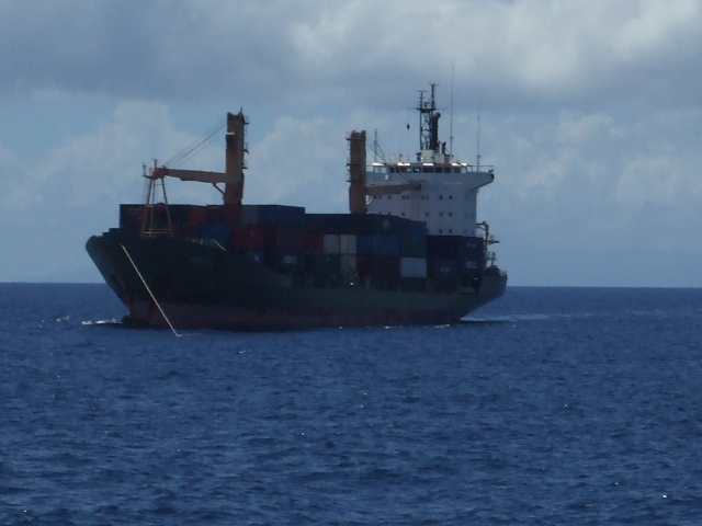 Five Oceans Salvage - Assistance to MV ENDEAVOUR