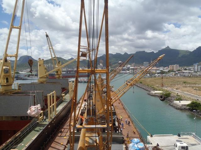 Five Oceans Salvage - MV NINA P salvage operation