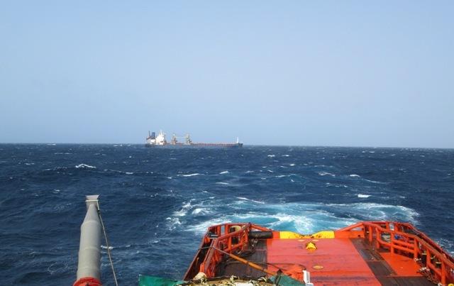 Five Oceans Salvage - MV PERLA salvage operation
