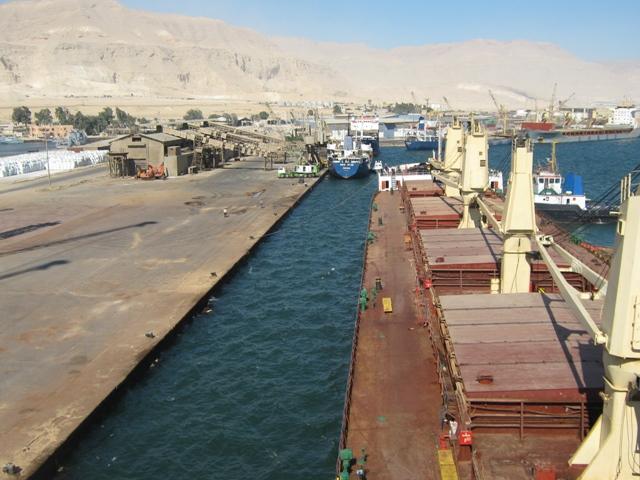 Five Oceans Salvage - MV RENOS salvage operation