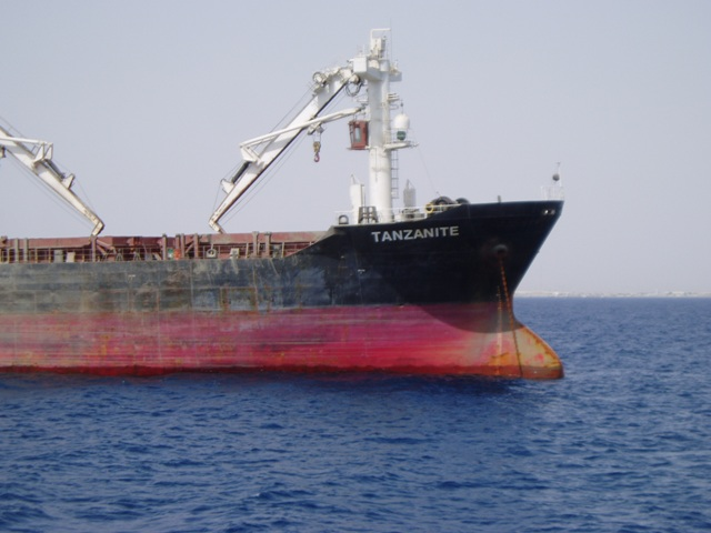 Five Oceans Salvage - MV TANZANITE salvage operation