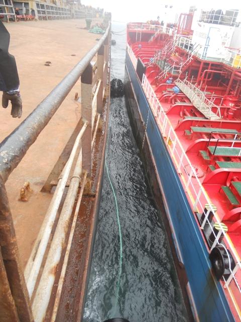 Five Oceans Salvage - MV VICTORIA salvage operation
