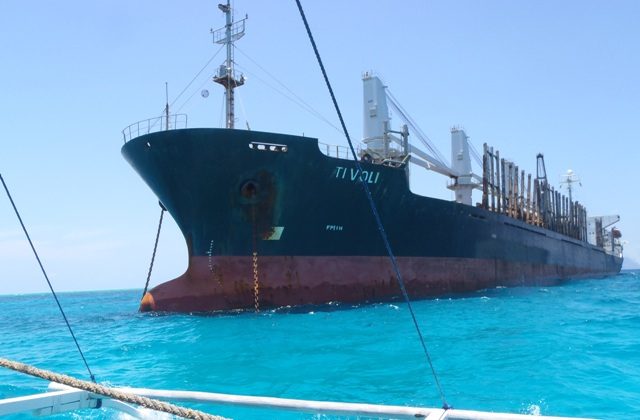 Five Oceans Salvage - MV TIVOLI salvage operation