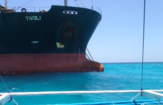 Five Oceans Salvage - MV TIVOLI salvage operation